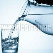 آب برای لاغری