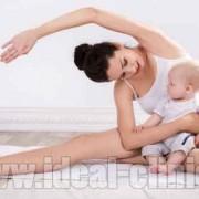 اضافه وزن بعد از بارداری