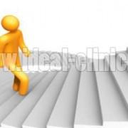 تاثیر پله نوردی بر مفاصل
