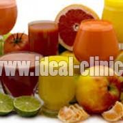مواد غذایی طبیعی و شفافیت پوست
