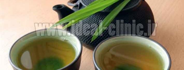 رژیم لاغری چای سبز