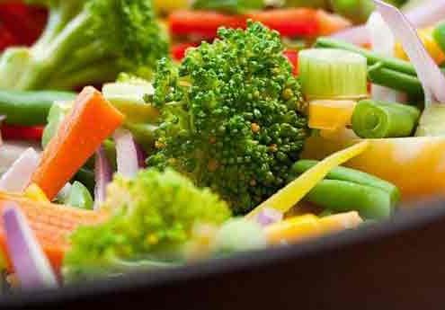 رژیم غذایی سبزیجات جدیدترین روش